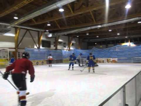 hockey en hielo punta arenas tercer tiempo