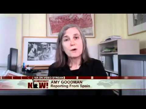 Amy Goodman on the 75th Anniversary of Guernica Bombing, Portrayed By Picasso Painting