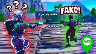 How to SPOOF your LOCATION in Fortnite! (Season 8 Glitch)