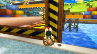 [MKWii TAF] Toad's Factory Backwards