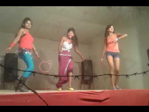Arkestra Dance Stage Show Angoori Angoori video song Ep1-goharrah Hat