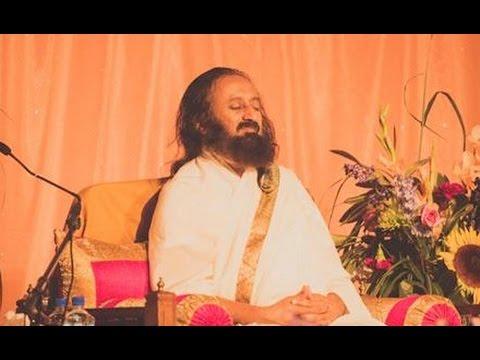 Relax mind & body - Guided Meditation by Sri Sri Ravi Shankar