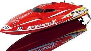 Super mono X full speed run