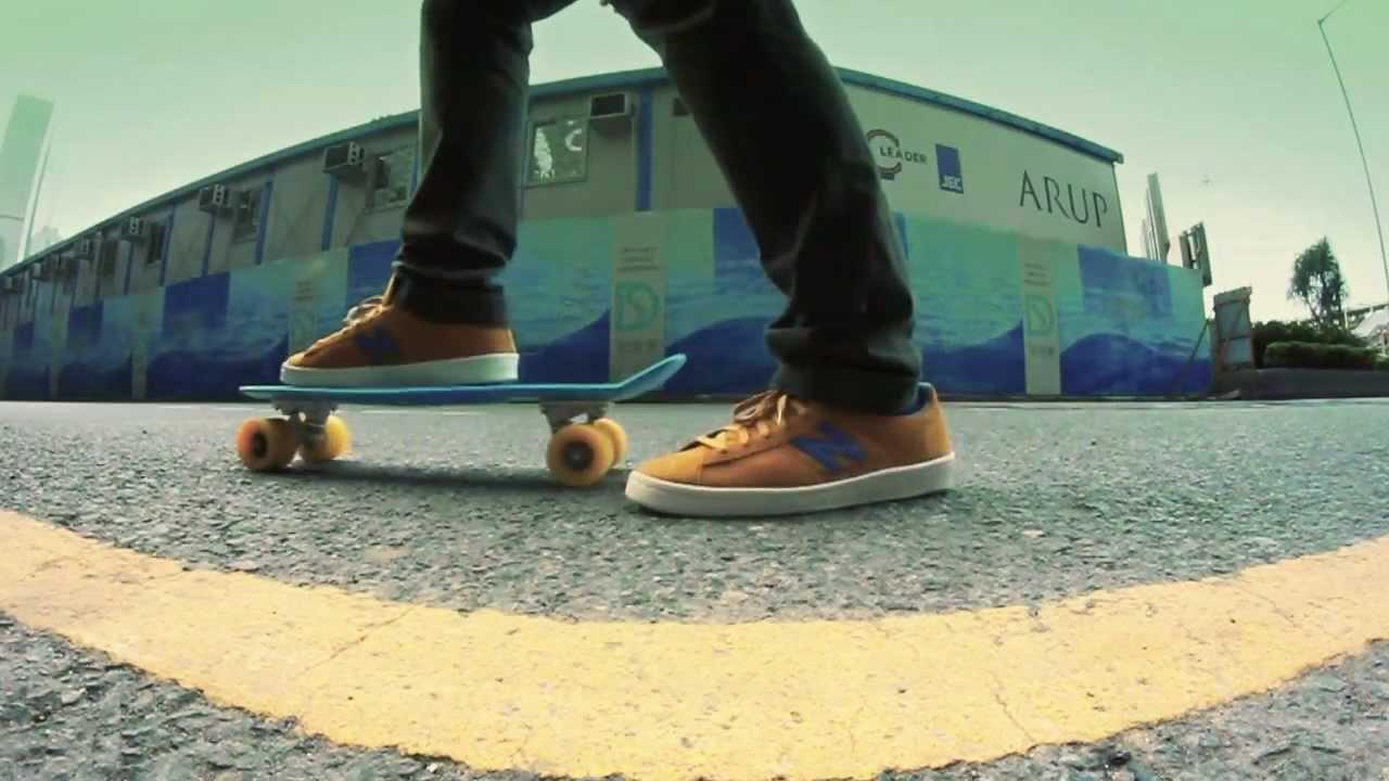 new balance skate style