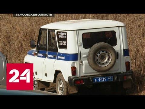 Сбитую в Тамбовской области школьницу нашли закопанной в лесу - Россия 24