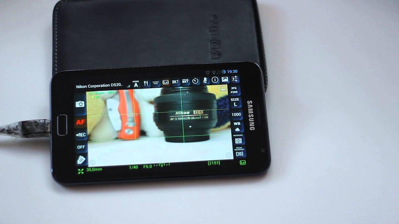 Dslr-dashboard Vs Dslr-dashboard Android // baisleepovin ml
