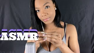 ASMR Nail Tapping and Scratching For Relaxation 💅🏾