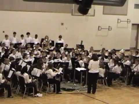 Dixon-Smith Middle School 7th & 8th Grade Band Spring Concert