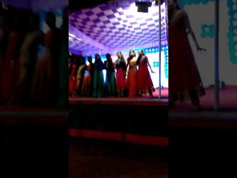 Saint peters school hanamkonda farewell dance by students