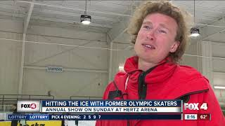 Former Olympians bring ice dance academy to SWFL