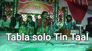 Tabla solo Teen Taal (Ft Deepak Singh)