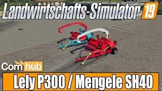 LS19 Modvorstellung -  Lely P300 & Mengele SH40 - LS19 Mods