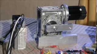 Réducteur + Servo moteur Brushless AC
