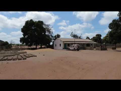 Health clinic Jambur, Gambia