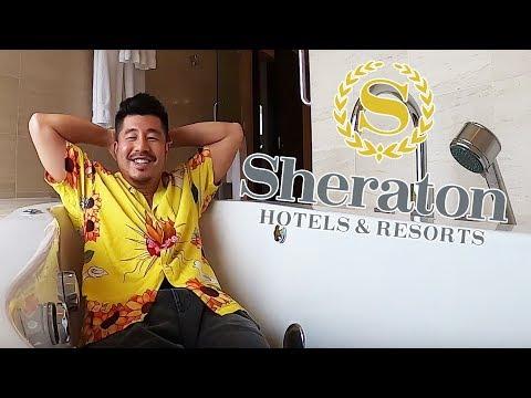 Nha Trang Sheraton Hotel Tour, AMAZING Pizza 4p's in Vietnam?