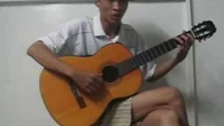 Chân Tình - Chân Lê - Đệm hát guitar