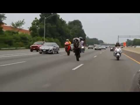 Incredible Bike Stunts by Professional Bike Riders in India | Caught on CCTV