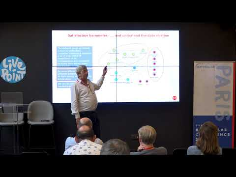 Hervé Tranger (BVA): Bayesian Networks in Market Research, from Exploration to Prescriptive Results