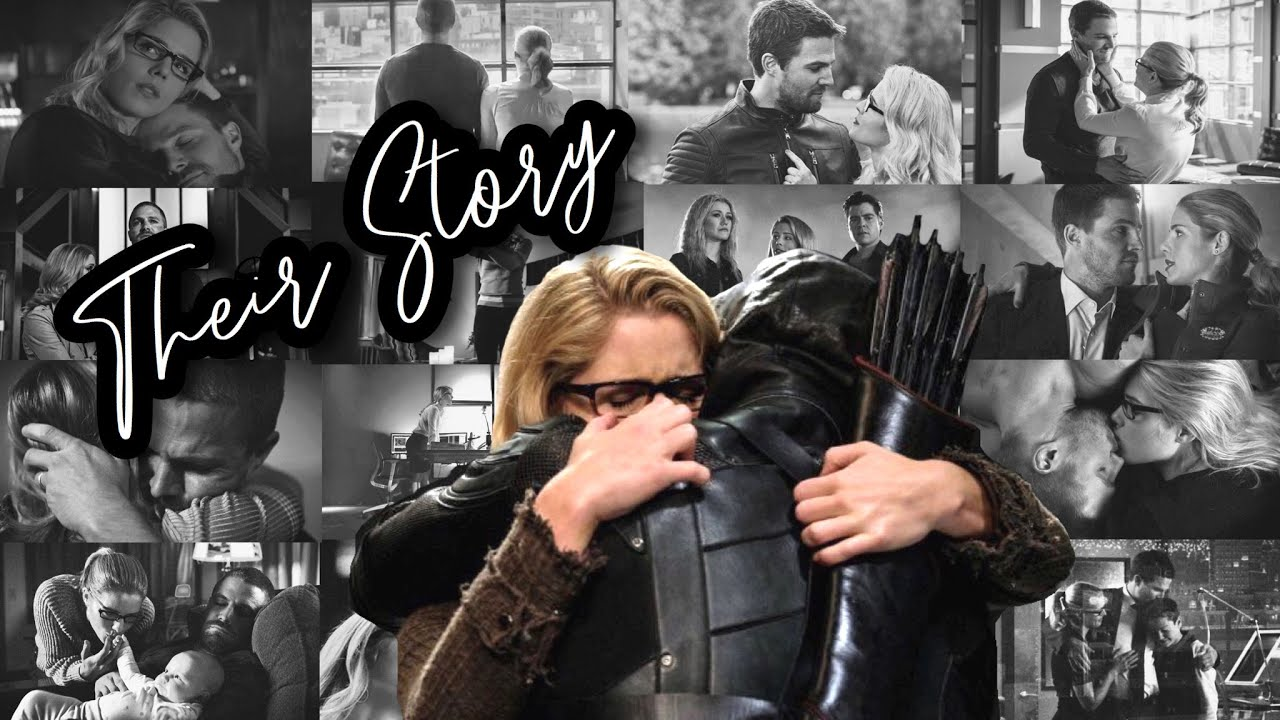 Download Oliver & Felicity    Their Entire Love Story. (1x03-8x10)