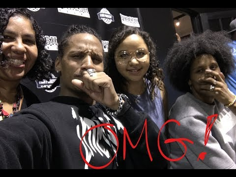 Exploring Philly and Meeting Les Twins   Vlog Day 2