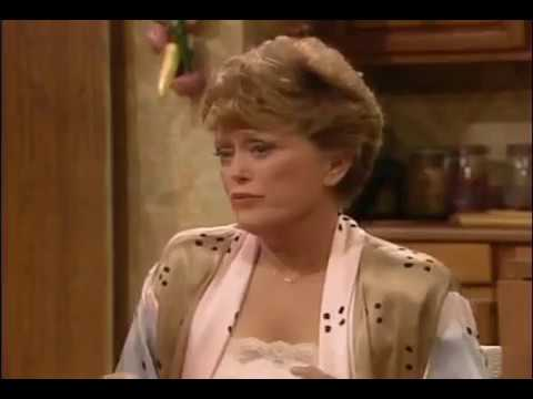 The Golden Girls - My Little Girl Is Gonna Have A Baby By Artificial Insemination