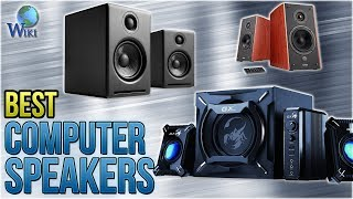 Video 10 Best Computer Speakers 2018 download MP3, 3GP, MP4, WEBM, AVI, FLV Mei 2018