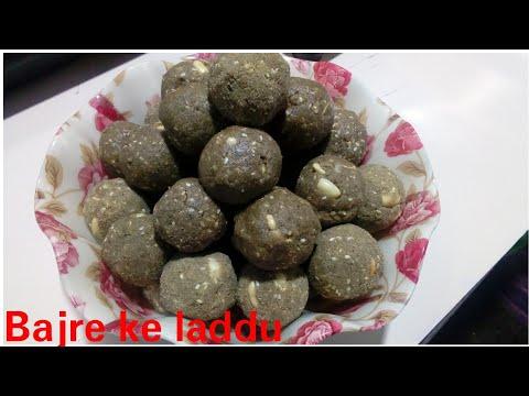 Bajre ke laddu recipe by Kitchen with Rehana