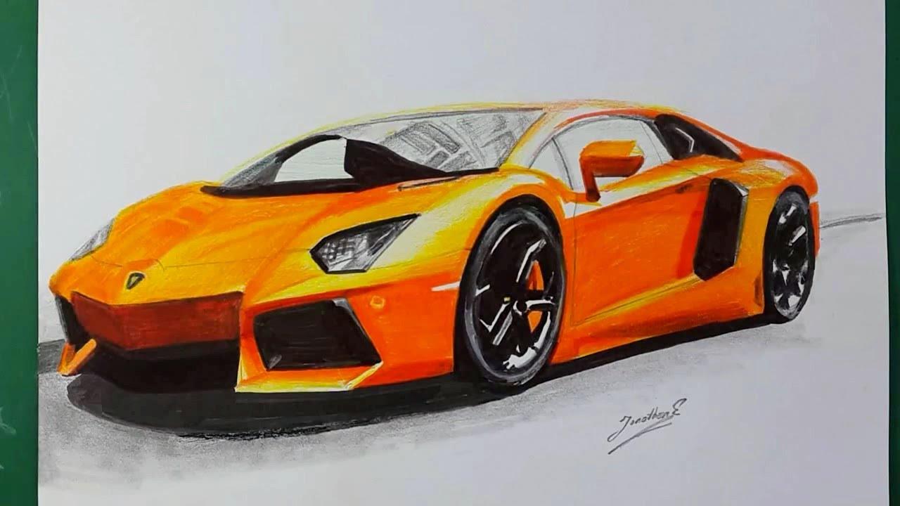 Dibujos De Lamborghini Gallardo – Car Image Ideas