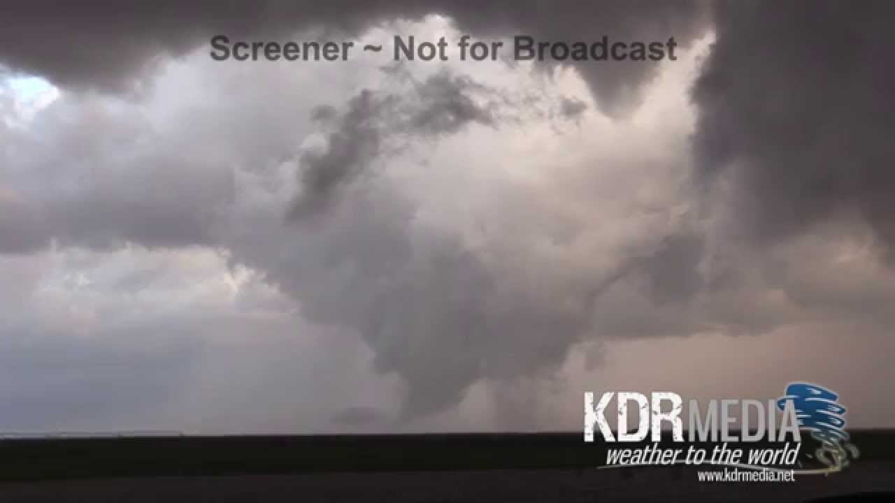 11 16 15 Justin Hoyt Tornado NE Of Garden City, KS