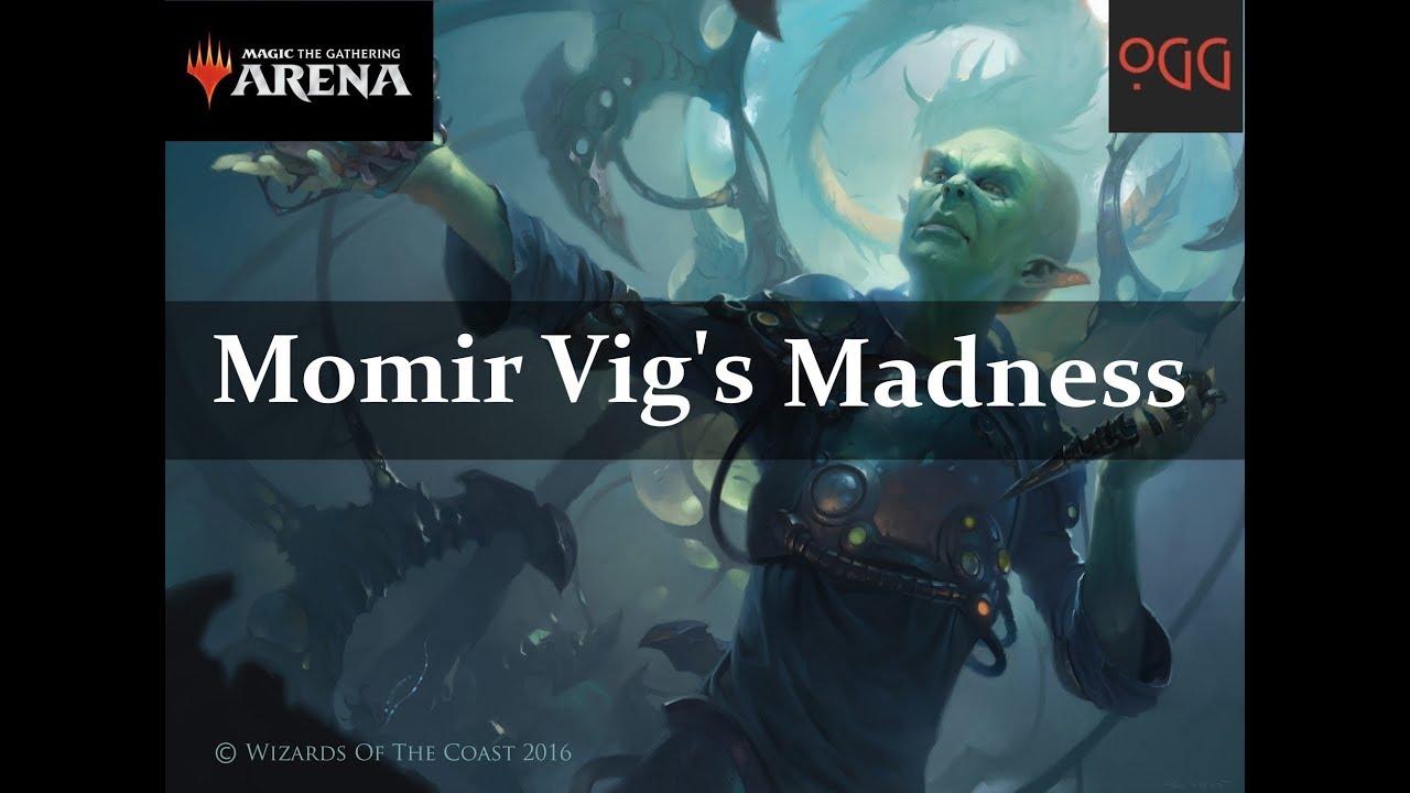 MTG: Arena Momir Vig's Madness!