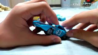 Cars review (the king)😀😁😃😄