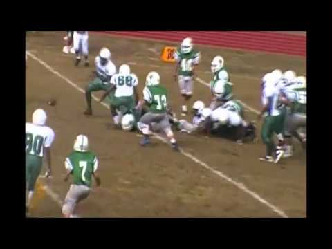 #10 OLB Harris Ogboe Highlights (Junior Varsity)
