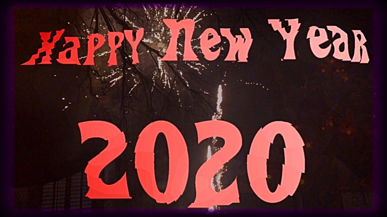 Happy New Year Neues Jahr Neues Glück