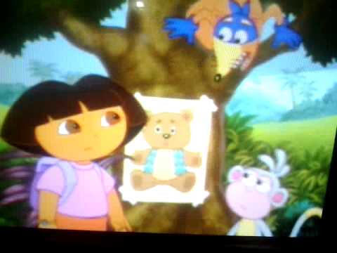 Dora the Explorer Clip from City of Lost Toys - YouTube