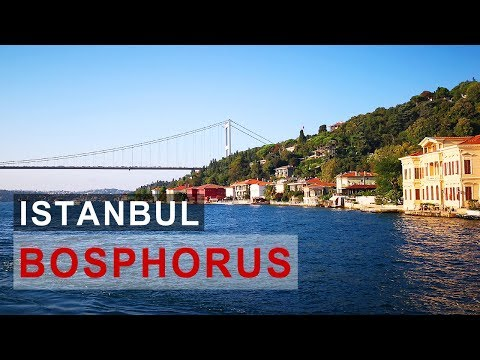 Bosphorus Tour by boat. Cruise between Asia and Europe | Istanbul Travel Guide