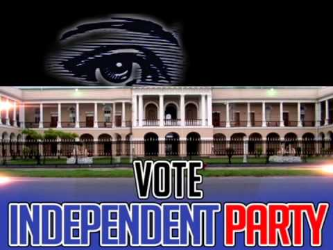 Independent Party ad