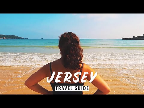 JERSEY HOLIDAYS 2018 - Best Beach On Jersey Channel Island [PART 2]