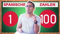 Die Zahlen 1-100 auf Spanisch lernen (für Anfänger) - plus drei, die du immer vergisst