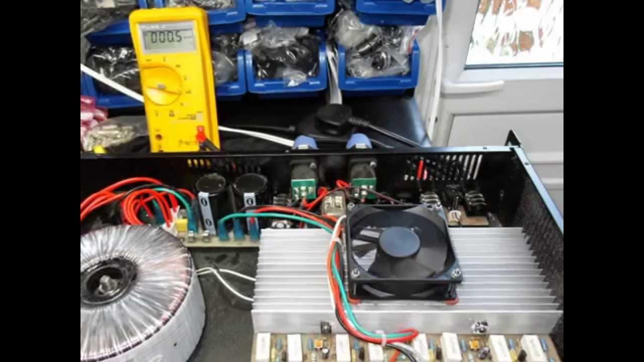 Img Stageline Sta 700 Amplifier Repair
