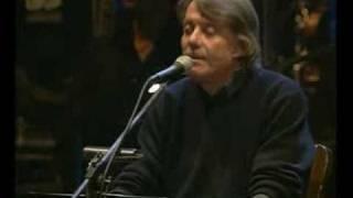Fabrizio de André - discorso su Anime Salve -concerto