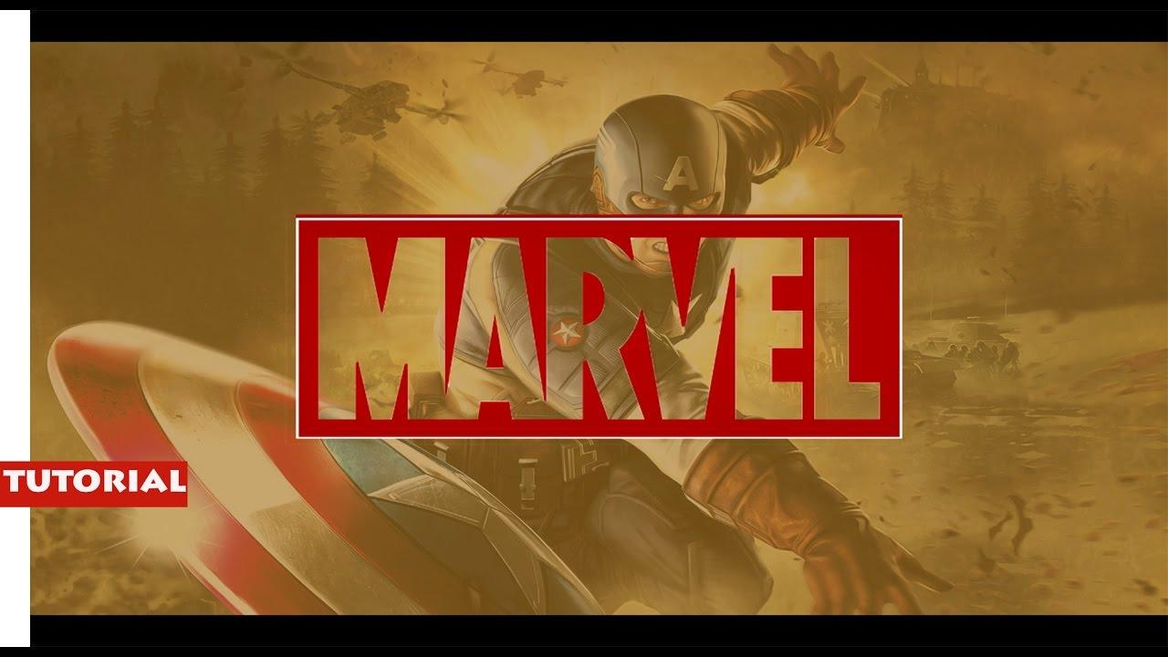 Marvel intro template sony vegas - Sony Vegas pro 13 Tutorial - YouTube