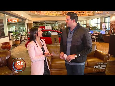 North Park Toyota of San Antonio | SA Live | KSAT 12
