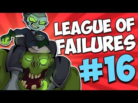 League of Failures #16