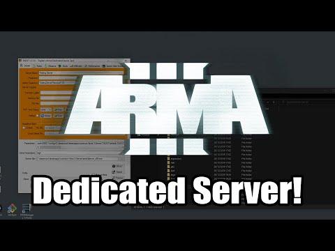 ARMA 3 - Dedicated Server Setup Tutorial