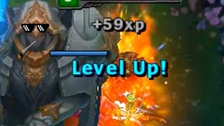 LoL Best Moments #14 Level up (League of Legends 2017)