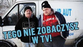 Złomowisko PL- tego nie zobaczysz w TV! Przygody Krzykacza i Edka.