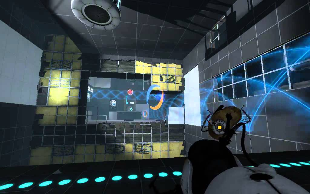 Let's Play Portal 2 - Part 10 - He's Playing Classical Music