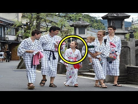 衝撃!「給料の1年分だよ?」日本の文化を家族で満喫した外国人が海外で話題に!人生初、夢の箱根温泉旅館に感動【海外の反応】