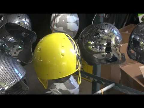 Exclusive: Making the Ducks' Helmets