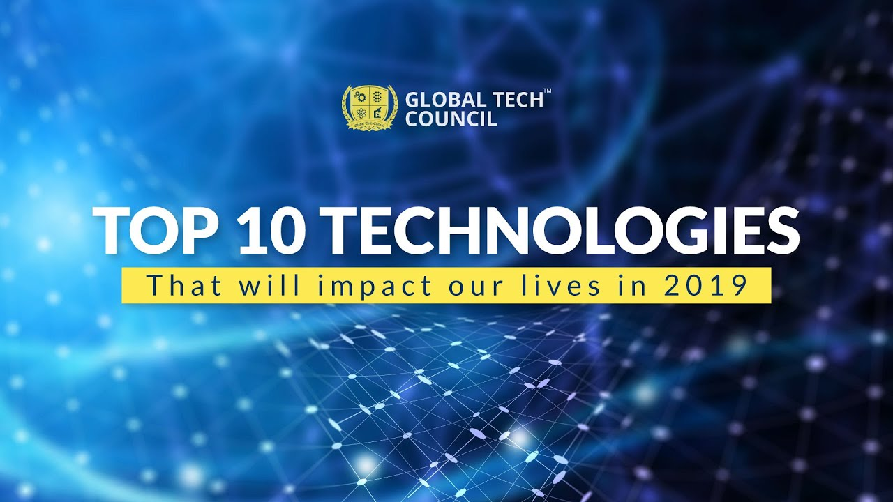 10 emerging technologies that will impact our lives in